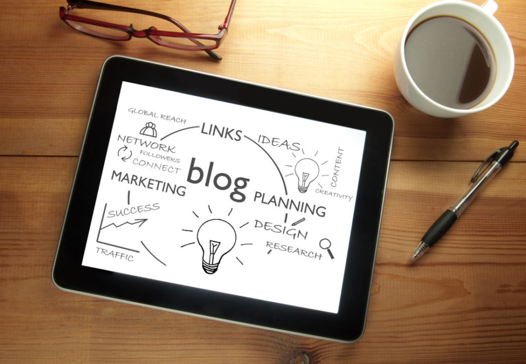 Writing a Blog Will Benefit Your Business