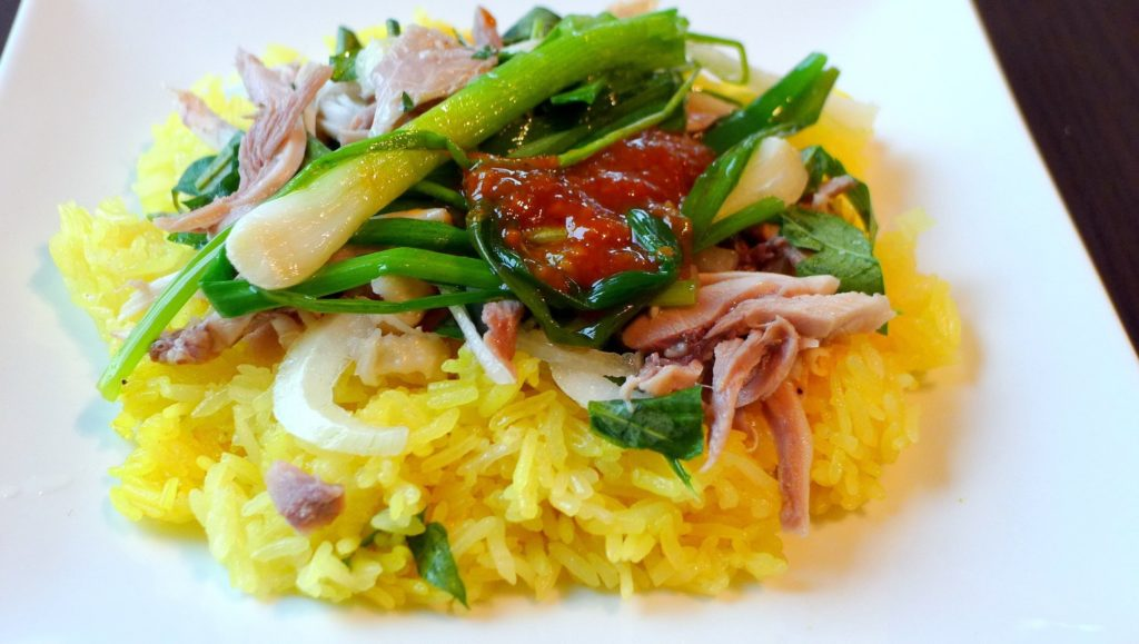 Vietnamese Dishes-Xoi Ga