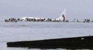 Air Niugini crashes