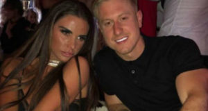 Kris Boyson, Katie Price