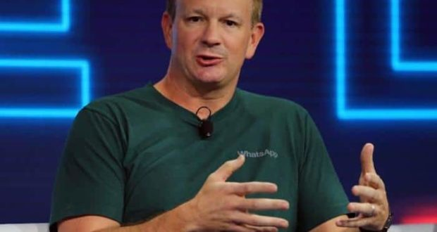 WhatsApp co-founder Brian Action