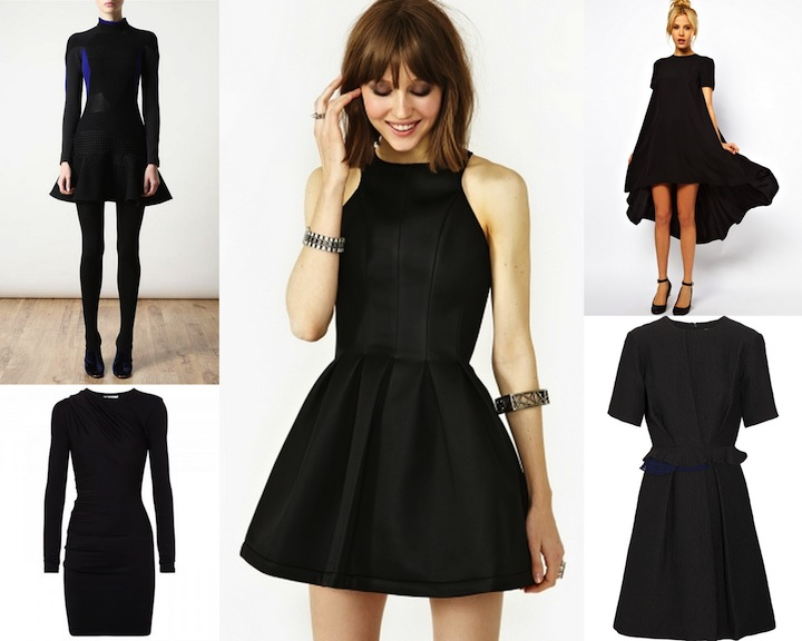 Little Black Dress Lbd Fashion Statement For Young Girls Ladies