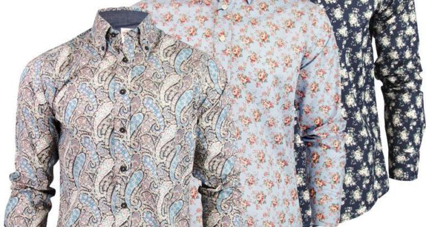 Paisley and Floral Prints