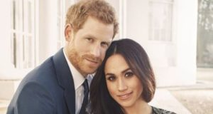 Prince Harry, wife Meghan