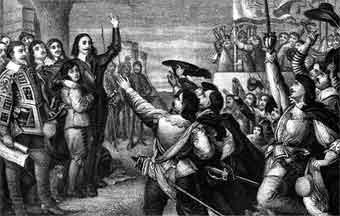 First Bishops' War