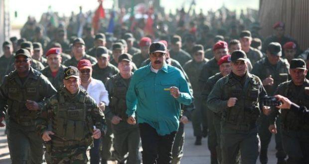 Washington warns Venezuela