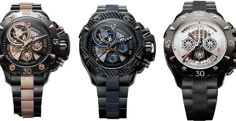 The Defy Xtreme Zenith Watches
