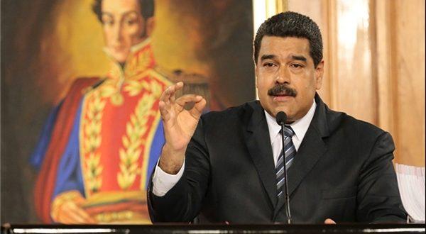 Venezuelan president maduro