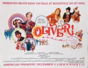 1968 Best Picture: Oliver!