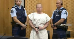 Christchurch mosques attack suspect