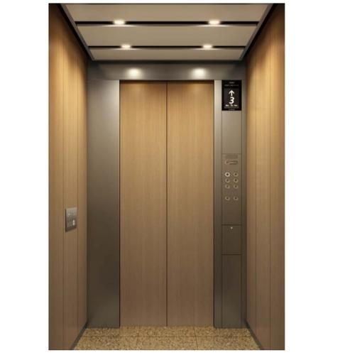led light A Go Green Home Elevator Installation