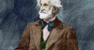 Giuseppe Verdi Raised Heights of Opera