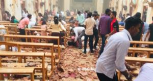 sri lanka easter sunday attack