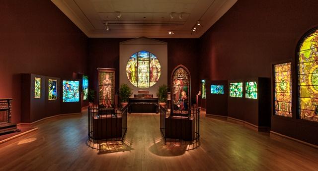The Charles Hosmer Morse Museum of American Art 5 Must-Visit Art Galleries in Florida