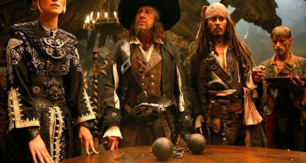 Logic, critical thinking in pirate movies