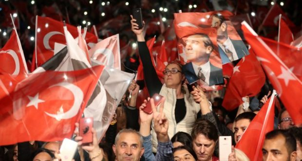 Opposition party wins Istanbul mayoral election re-run