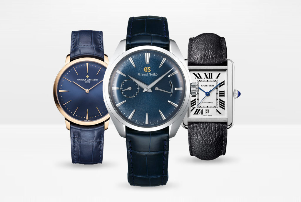 The dress watch The Different Kinds of Wristwatches for Men