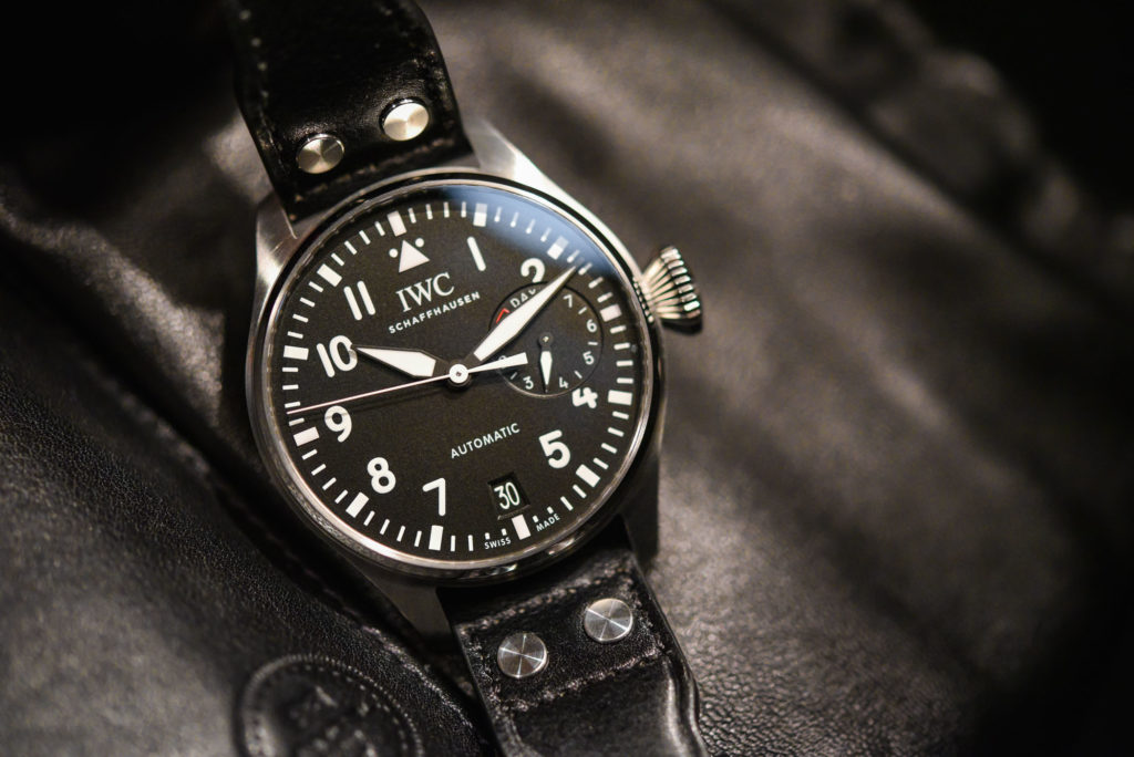 The pilot watch The Different Kinds of Wristwatches for Men