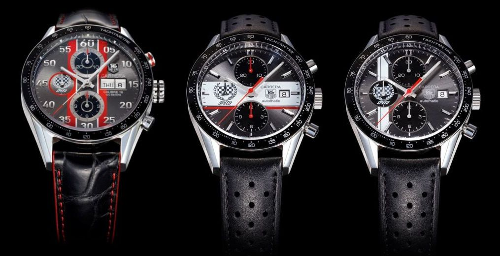 driving or racing watch The Different Kinds of Wristwatches for Men