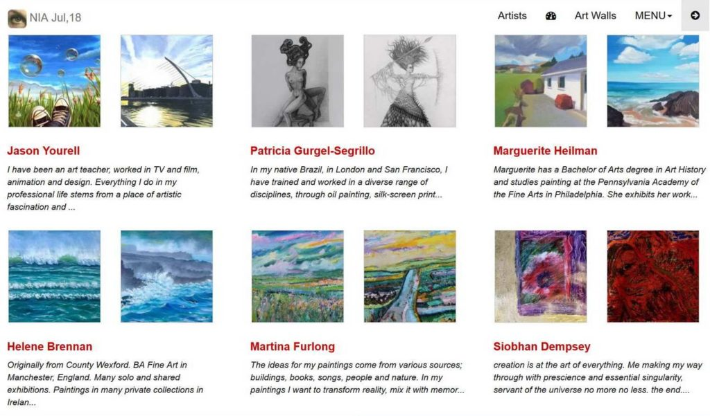 Online fine arts sources Source's of Fine Art Prints: A Collector's Guide