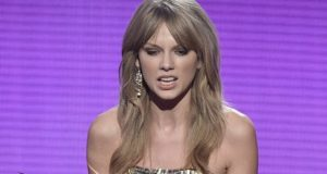 Taylor Swift tops Forbes' Celebrity 100 List