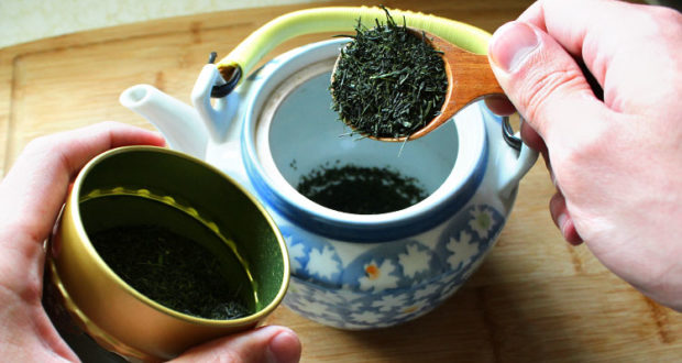The art of brewing herbal tea
