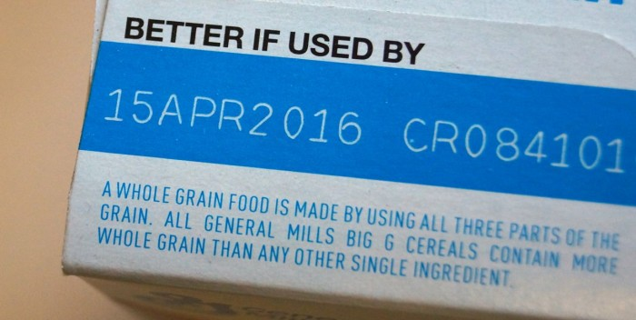 Watch out for expiry dates Tips to Prevent Food Spoilage in Your Household