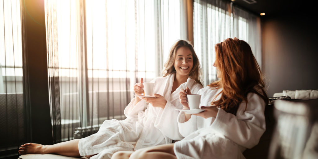 allow yourself to recharge Benefits of Regularly Going to a Spa
