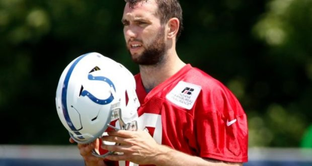 Indianapolis Colts quarterback Andrew Luck retires surprisingly at 29