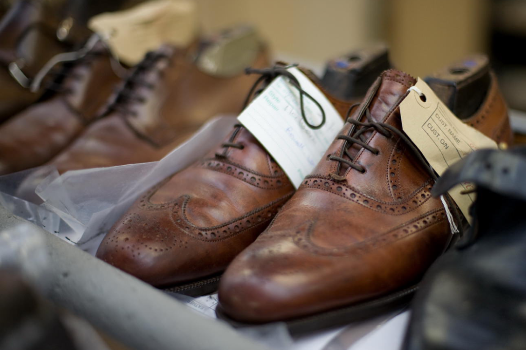Shoes Add a Touch of British Heritage to Your Wardrobe