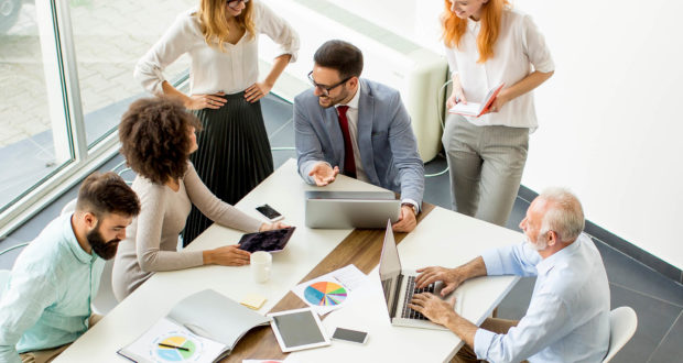 Promoting Efficiency in the Workplace in 4 Steps