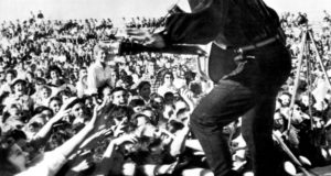 Birth of rock generation in the 1960s