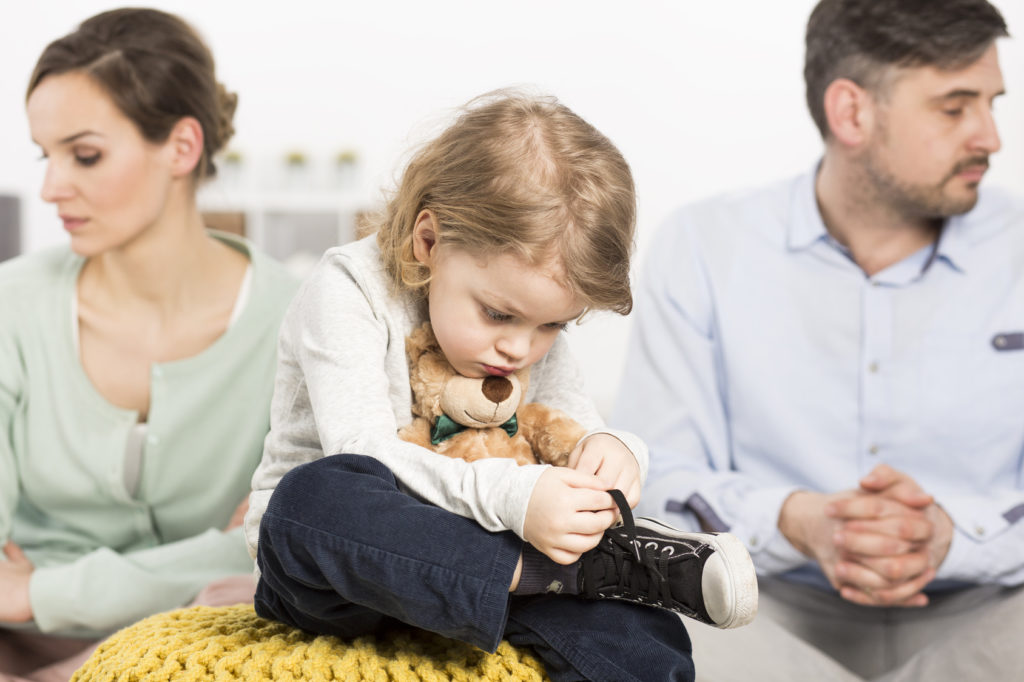 Child During Divorce - Child Law Solicitor