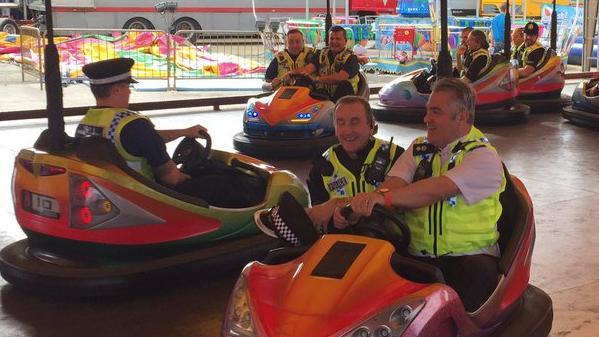 Dodgems 6 Attractions Perfect for Office Parties