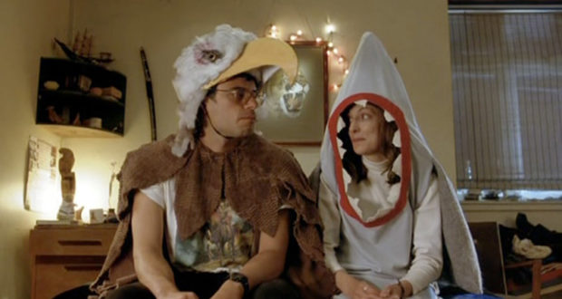 Eagle Vs Shark movie