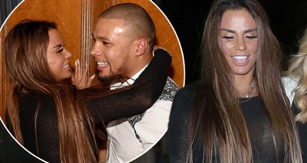 Katie Price surprises Chris Eubank Jr on his birthday