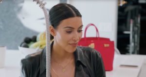 Kim Kardashian confesses spilling beans of surrogacy