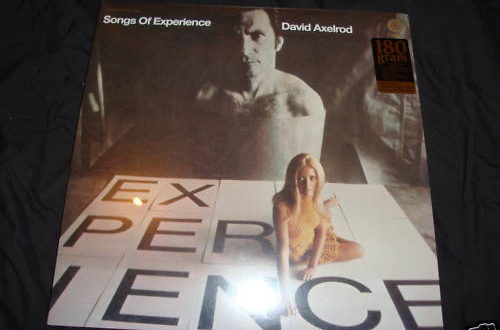 David Axelrod; Songs of Innocence and Experience
