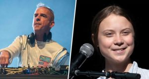 Fatboy Slim recreates words of Greta Thunberg into remix