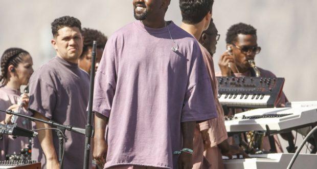 Kanye West vows not to sleep until Jesus Is King is released