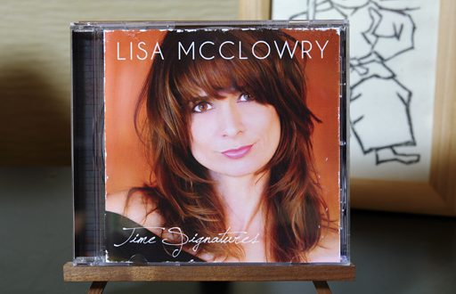 "Adult contemporary music gem: Lisa McClowry's ""Time Signatures"""