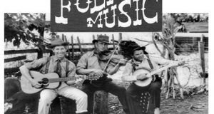 American folk music history in brief