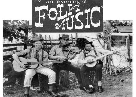 American folk music history in brief