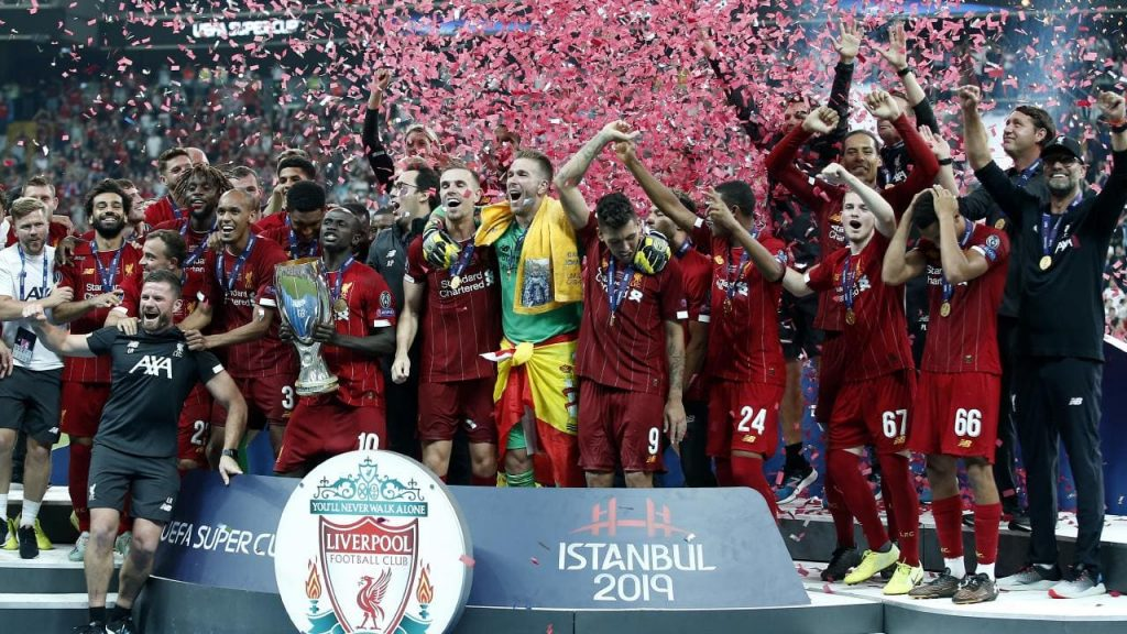 Liverpool Who Will Finish On Top In This Year's Premier League?