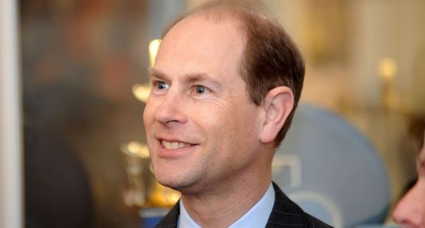 British Royal Family – Prince Edward, The Earl of Wessex