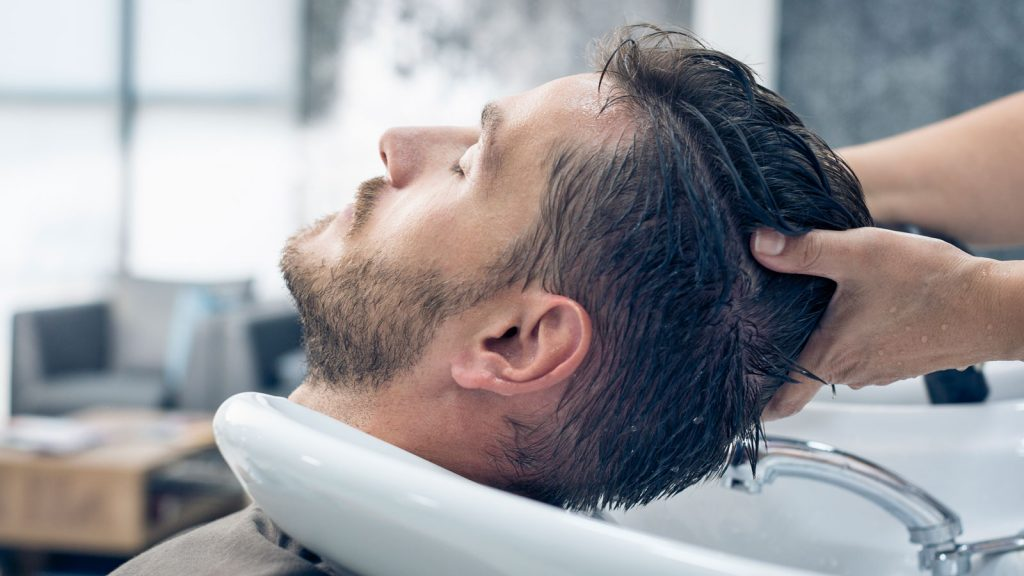 Revitalise men Hair
