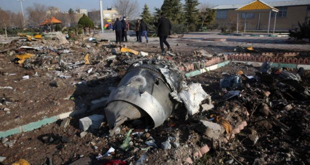 Britain, Canada believes Iran was responsible for Ukrainian plane crash