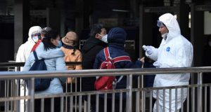 Coronavirus: People who traveled to UK from China being traced