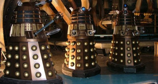 Doctor Who – History of The Daleks