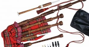How to play Bagpipe Practice Chanter